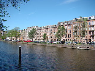 Amsterdam-West Borough of Amsterdam in North Holland, Netherlands