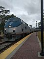 Amtrak Silver Meteor 98 at Winter Park Station (30739282384).jpg