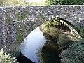 An arch of Pont Spwdwr (Spudder's Bridge) - geograph.org.uk - 1154695.jpg