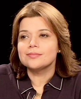 Ana Navarro Republican strategist and political commentator