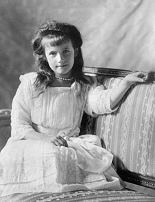 Anastasia Nikolajewna Romanowa Wikipedia