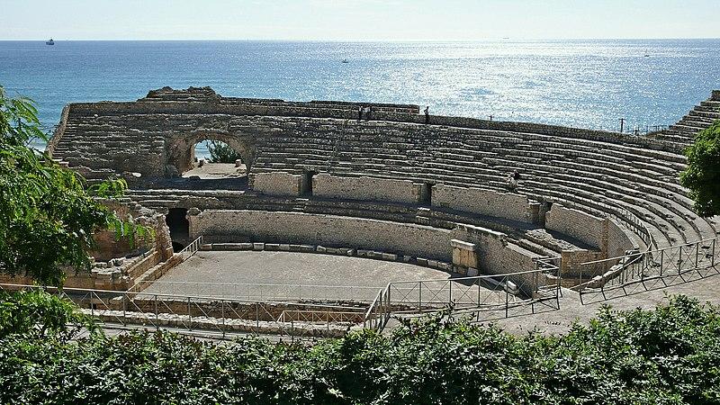 Archivo:Anfiteatro romano-tarragona-2008 (3).JPG