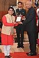 Anil tickoo reciving award from PRESIDENT OF INDIA.jpg