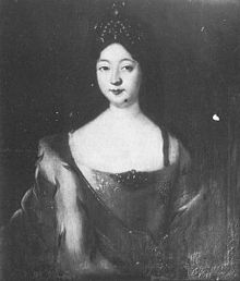 Anna Petrovna of Russia by anonim (Blankenburg castle).jpg