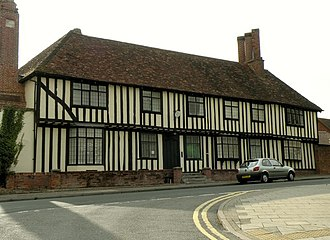 Haverhill, Suffolk - Anne of Cleves's House
