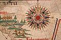 Anonimo portoghese, carta navale per le isole nuovamente trovate in la parte dell'india (de cantino), 1501-02 (bibl. estense) 11.jpg