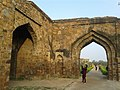 Another inside view of Firoz sha kotla fort.jpg