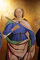 Antoniazzo romano, ss. vincenzo da saragozza, caterina d'alessandria e antonio da padova (complesso museale di s. francesco, montefalco) 05.JPG
