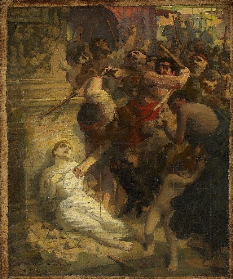 Le Martyre de saint Tarcisius