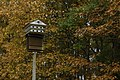 Apartment-style bird house at Hoffler Creek LR.jpg
