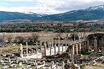 Aphrodisias, the Gymnasion, shot in 2004