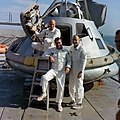 Apollo 9 backup crew water egress training (S68-51700).jpg