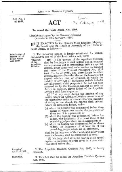 File:Appellate Division Quorum Act 1959.djvu