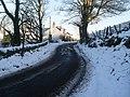 Approaching Dyke on Kirkton Road - geograph.org.uk - 1650146.jpg