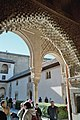Arabic decoration, Alhambra, Granada - panoramio.jpg