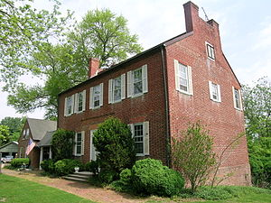 National Register of Historic Places listings in Charles County, Maryland - Image: Araby (21415552958)