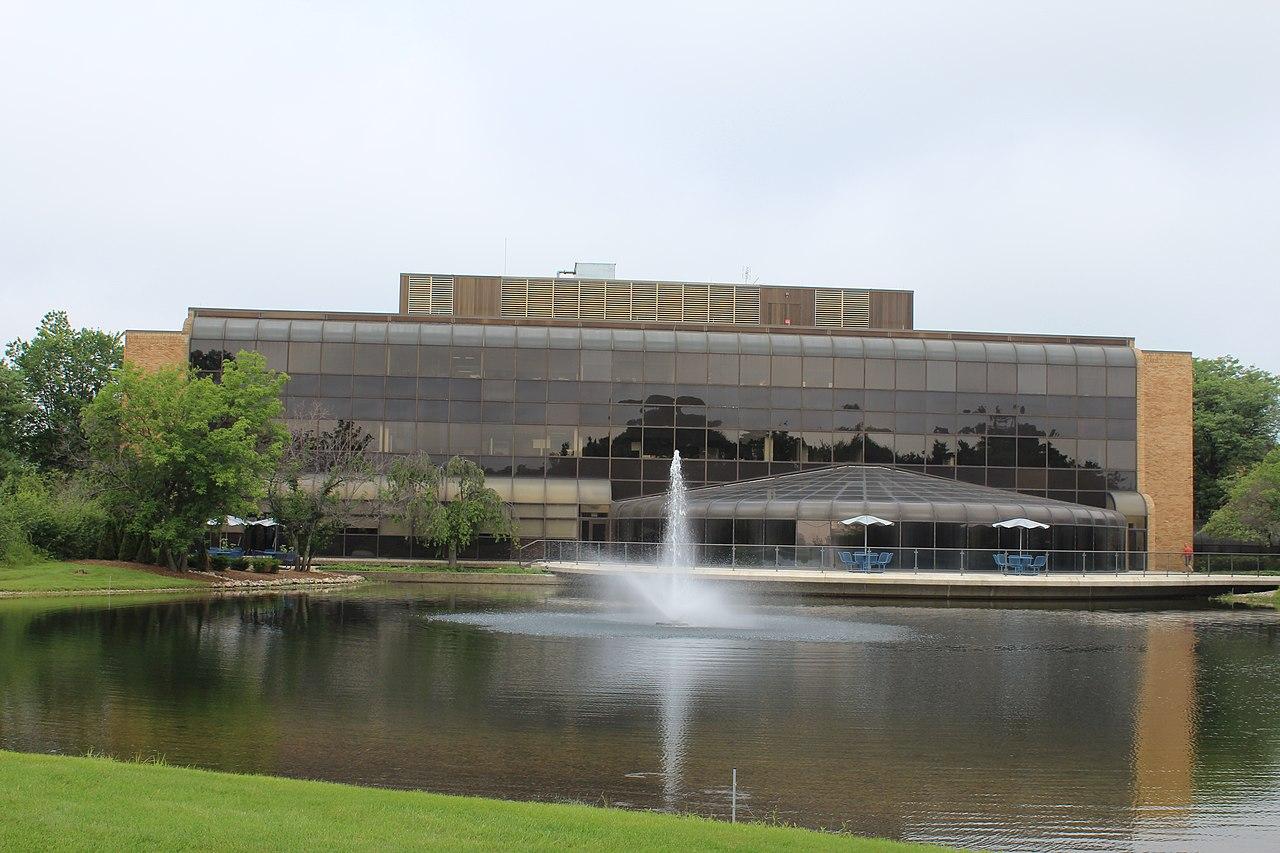 File:Arbor Lakes Building 3, University of Michigan, Ann Arbor