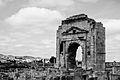 Arc de Trajan, Makthar.jpg