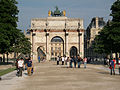 Arc de Triomphe du Carrousel, Paris 2006.jpg