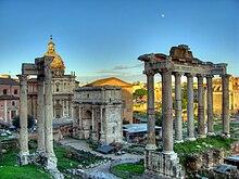 220px-Arch_of_SeptimiusSeverus dans Perversité
