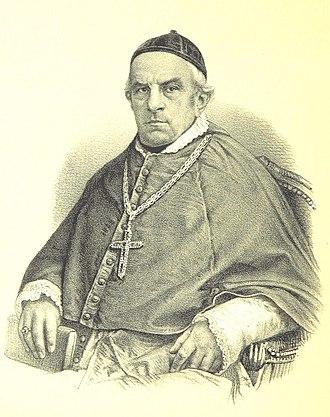 Rafael Valentín Valdivieso - Rafael Valentín Valdivieso, Archbishop of Santiago (1848-1878).