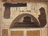 Arcosolium (catacombe di Domitilla ).jpg