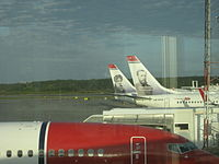 LN-DYO - B738 - Norwegian