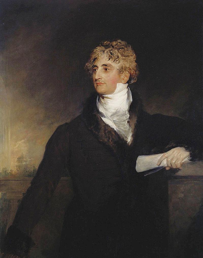 Портрет работы Т. Лоуренса из собрания Елизаветы II