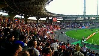 Vazgen Sargsyan Republican Stadium - Image: Armenia vs Portugal, 13 June 2015, V. Sargsyan Rep. Stad. Yerevan (23)