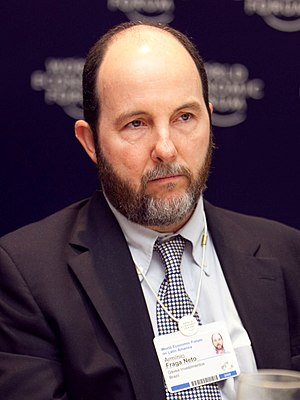 Arminio Fraga - Fraga at the World Economic Forum on Latin America in 2009.