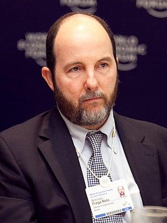 Arminio Fraga - Fraga at the World Economic Forum on Latin America in 2009.
