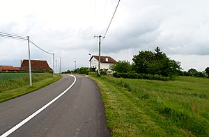 Arricau-Bordes - Some houses in the village