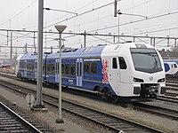 Arriva Flirt, Station Maastricht.jpg