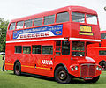 Arriva Heritage Fleet Routemaster coach RMC1453 (453 CLT), 2011 Alton bus rally (3).jpg