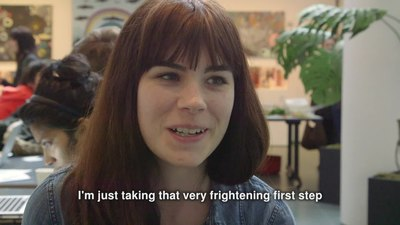 Plik:Art + Feminism Edit-a-thon at the Museum of Modern Art March 7, 2015 (English Subtitles).webm