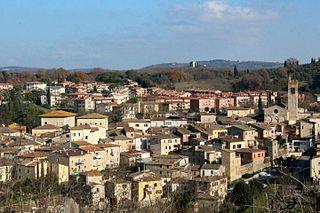 Asciano Comune in Tuscany, Italy