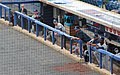 Asheville Tourists dugout, May 30 2018 2.jpg