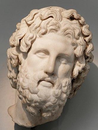 Asclepius of Milos - Image: Asklepios Melos BM Sc 550