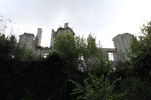 Asnières-en-Montagne - Image: Asnières en Montagne Chateau de Rochefort 28