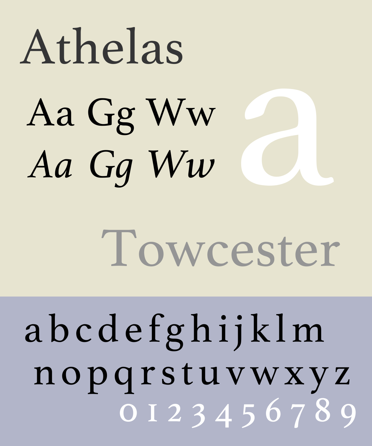 athelas typeface wikipedia - Best Fonts For Resume