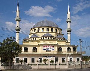 Turkish Australians - The Auburn Gallipoli Mosque is named after the legacy of the Gallipoli Campaign and the shared bond between Australians and Turks.