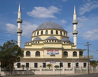 Islam in Oceania - Gallipoli mosque, Auburn, Sydney.