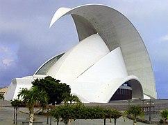 Auditorio de Tenerife(1991-2003)