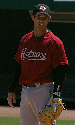 Brad Ausmus - Ausmus during his tenure with the Houston Astros in 2006