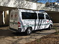 Australian Defence Force patient transport ambulance.JPG