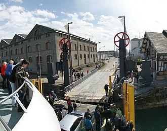 Romanshorn - Romanshorn Harbor