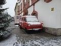 Automobil am Rathaus Hof 20191213 01.jpg