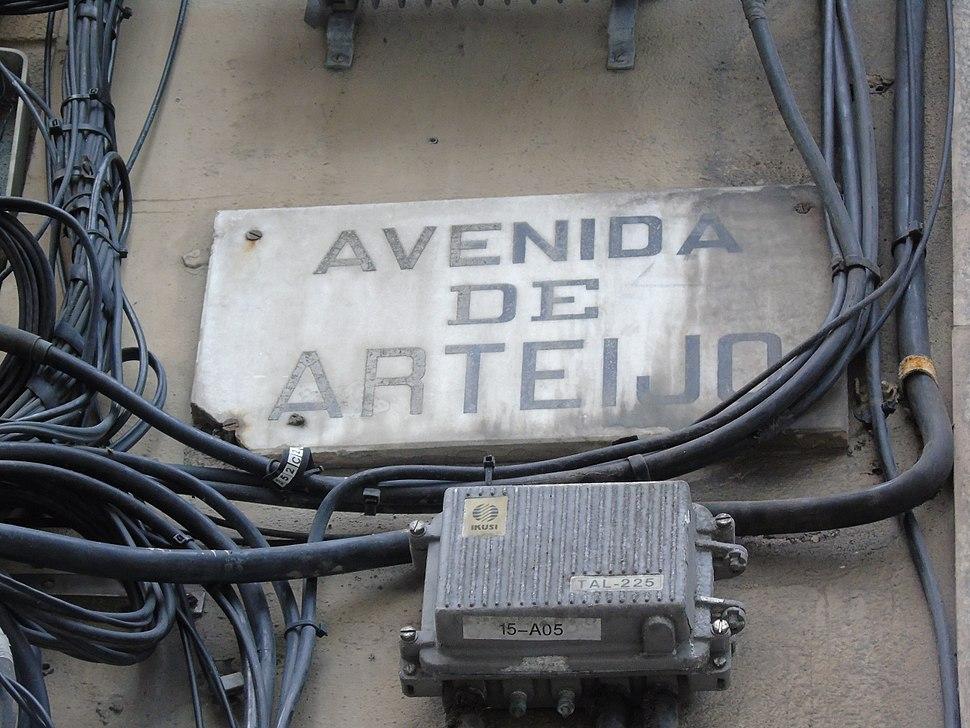 Avenida de Arteixo.002 - A Coruña