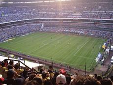 Cruz Azul game against America in the Azteca Stadium e28efd0944939