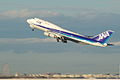 B747-400D take off (Tokyo international airport RWY 34R) (263056860).jpg